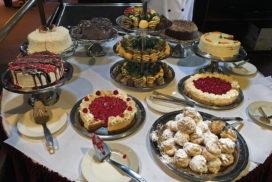 brunch desserts